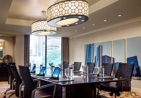 Westin City Center - Pearl Boardroom
