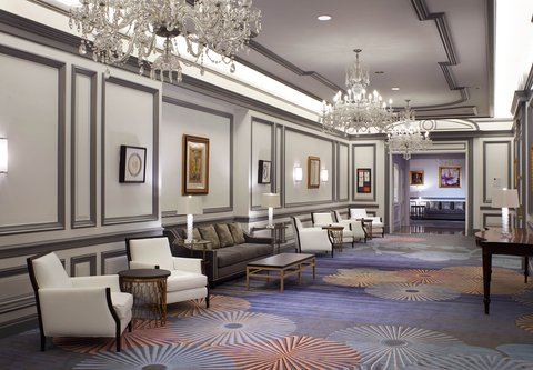 The Henry, Autograph Collection - Plaza Ballroom Pre-Function Area