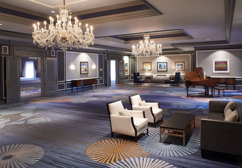 The Henry, Autograph Collection - Presidential Ballroom Grand Hallway