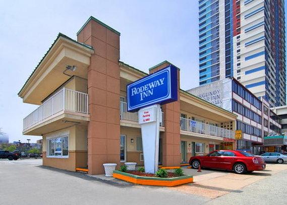 Rodeway Inn Atlantic City 外景