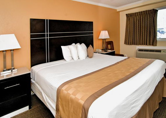 Rodeway Inn Atlantic City 客房视图