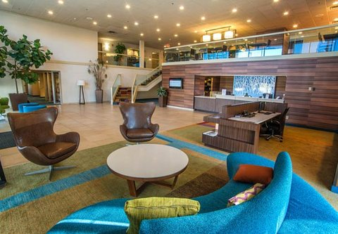 Fairfield Inn & Suites Cincinnati North/Sharonville - Lobby
