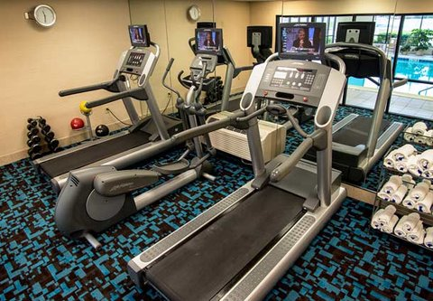 Fairfield Inn & Suites Cincinnati North/Sharonville - Fitness Center