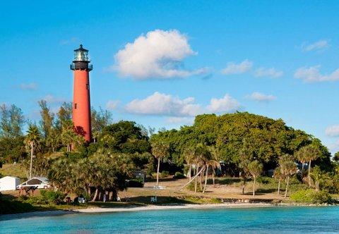 Courtyard Palm Beach Jupiter - Jupiter Lighthouse