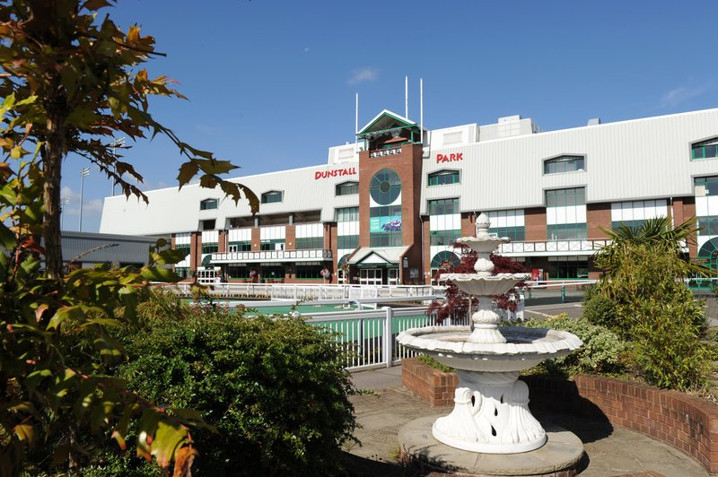 Holiday Inn Garden Court Wolverhampton Вид снаружи