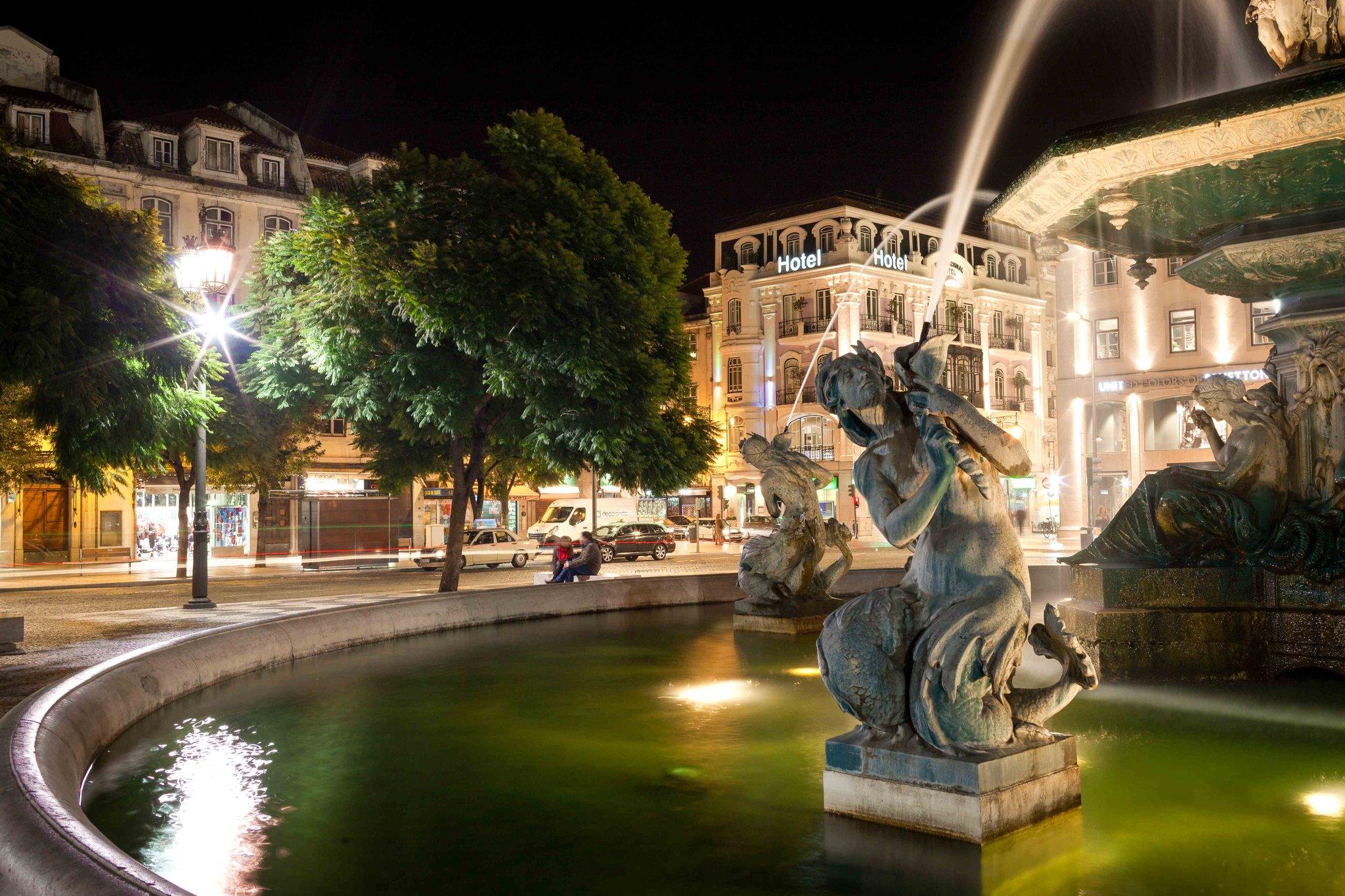 Internacional design hotel lisbon rockstar hotels for Design hotel lisbona