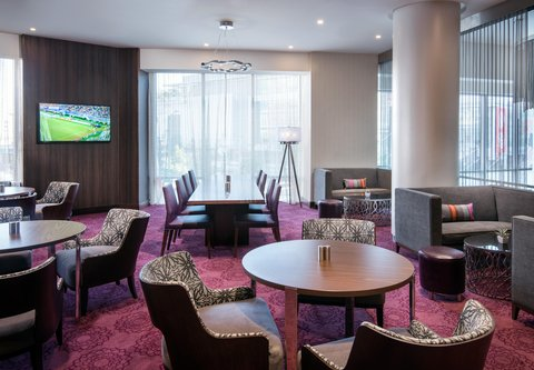 Residence Inn Los Angeles L.A. LIVE - Lounge Seating Area