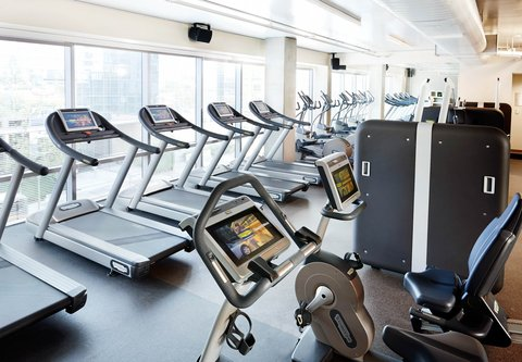Residence Inn Los Angeles L.A. LIVE - Fitness Center