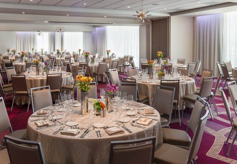Residence Inn Los Angeles L.A. LIVE - L A  Meeting Room   Banquet Setup