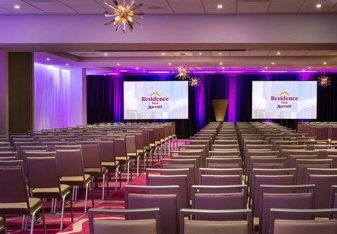 Residence Inn Los Angeles L.A. LIVE - LA Meeting Room   Theater Setup