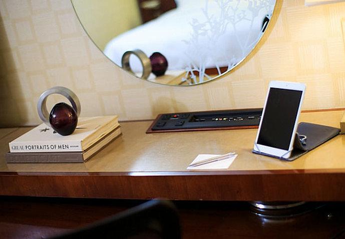Renaissance New York Times Square Hotel Zimmeransicht