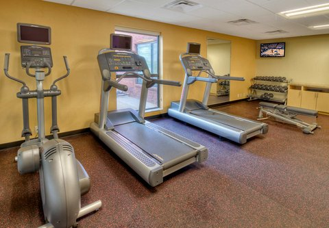 TownePlace Suites Oklahoma City Airport - Fitness Center
