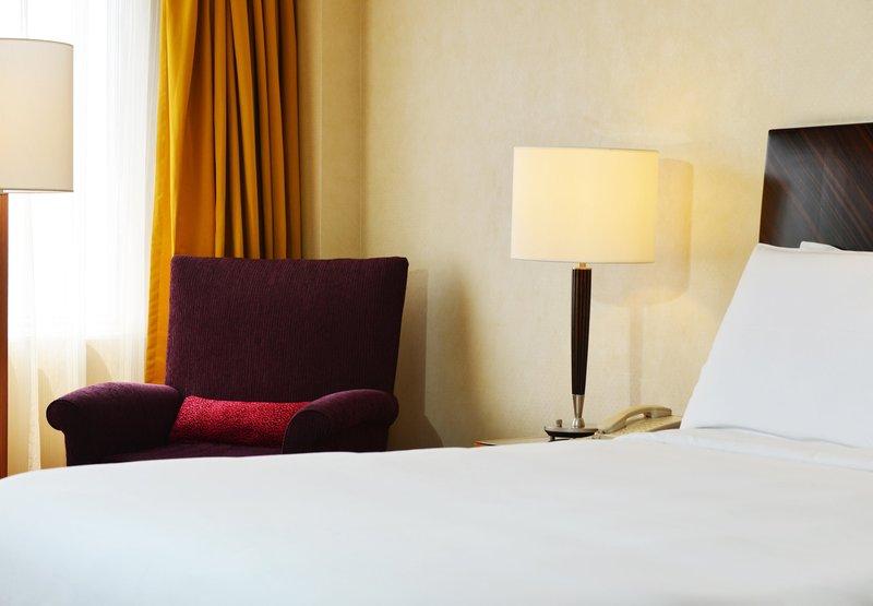 Renaissance Yangtze Shanghai Hotel Widok pokoju