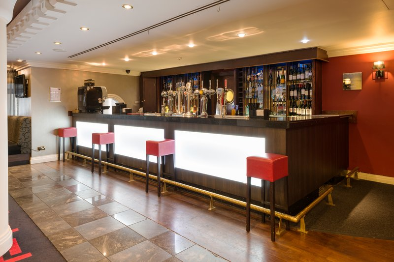 Crowne Plaza Hotel Liverpool-John Lennon Airport 客房视图