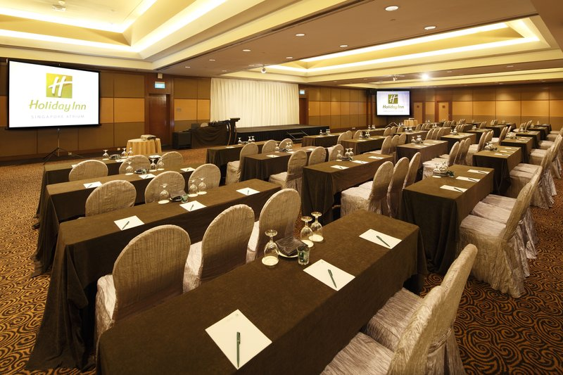 Holiday Inn Atrium Singapore 会议厅