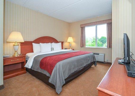 Comfort Inn & Suites Hawthorne スイート