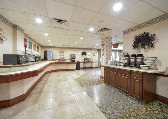 Comfort Inn & Suites Hawthorne レストラン