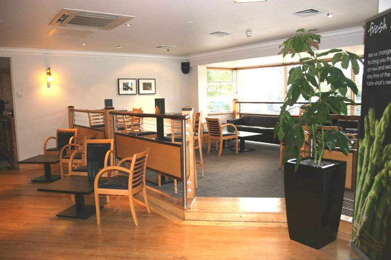 Holiday Inn DERBY-NOTTINGHAM M1, JCT.25 Bár/lounge