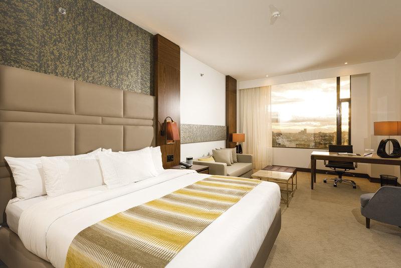 Radisson Royal Bogota Hotel 客室