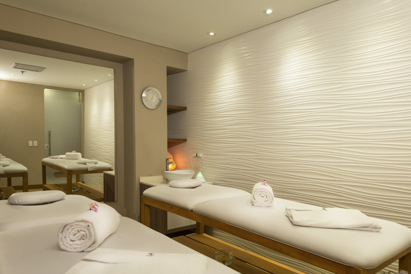 Radisson Royal Bogota Hotel Wellnessbereich
