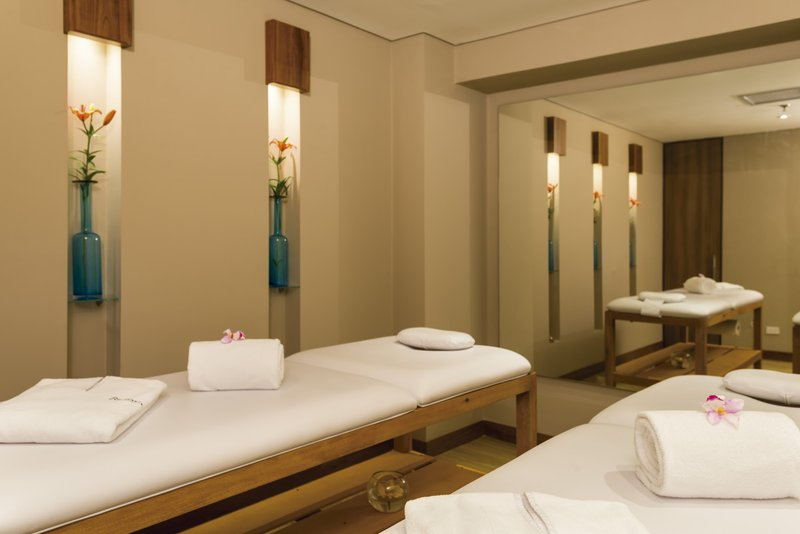 Radisson Royal Bogota Hotel ウェルネスエリア