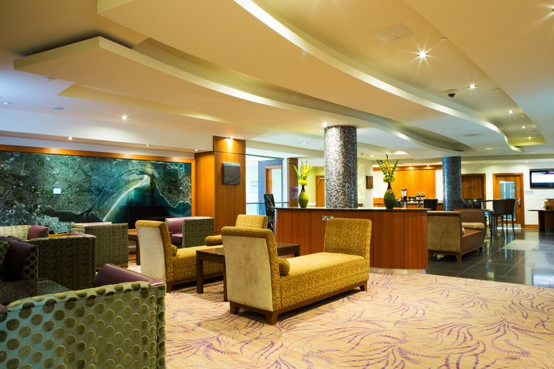 Crowne Plaza Hotel Dublin-Blanchardstown Gastronomia