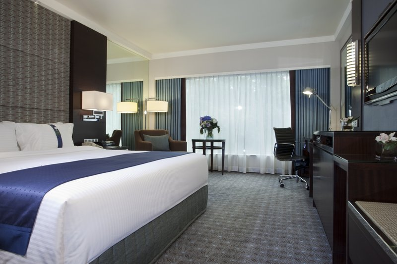 Holiday Inn Singapore Orchard City Centre 客室