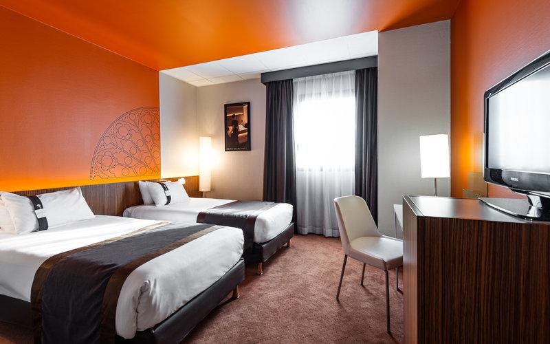 Holiday Inn Reims City Centre Zimmeransicht