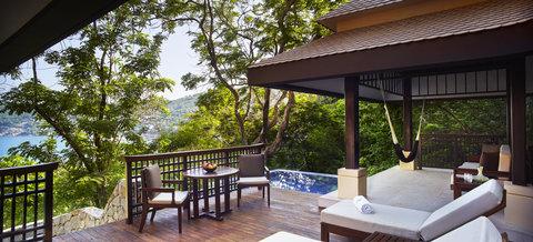 Banyan Tree Cabo Marques - Ocean View Villa - Exterior