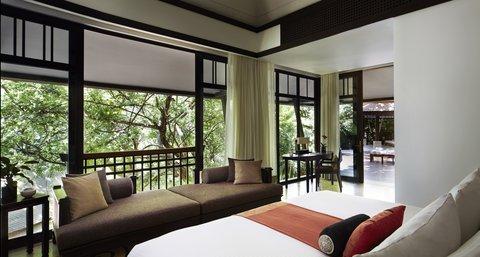 Banyan Tree Cabo Marques - Valley View Villa - Bedroom