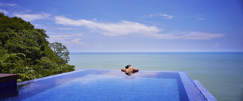 Banyan Tree Cabo Marques - Villa - Infinity Pool