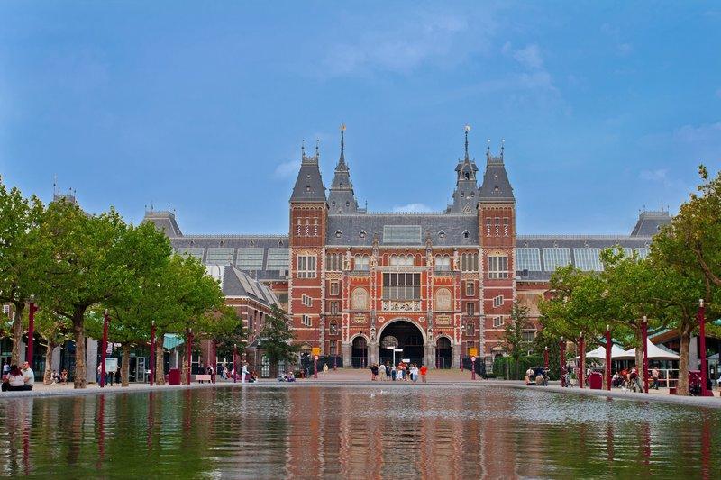 Holiday Inn Amsterdam Exterior view