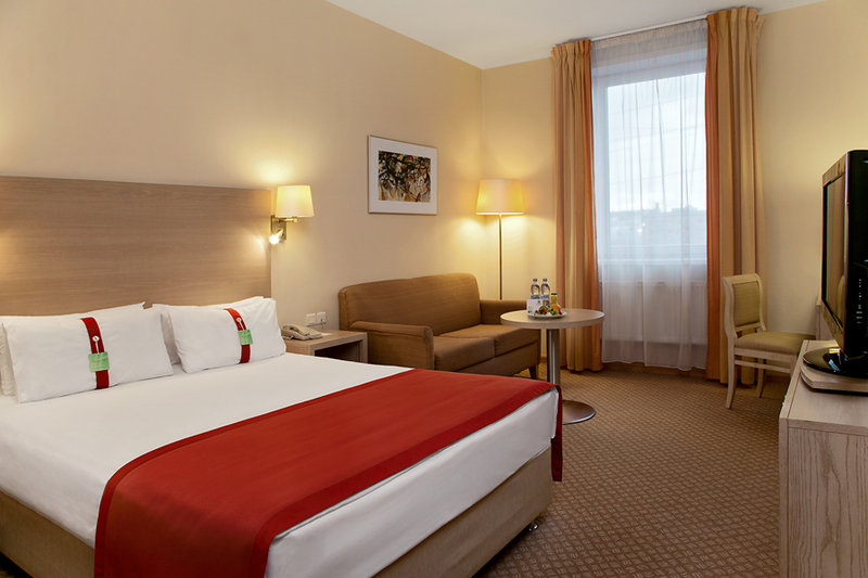 Holiday Inn Moscow-Lesnaya Szobakilátás