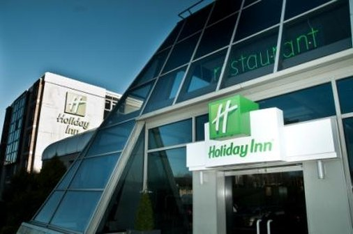 Holiday Inn Aberdeen Buitenaanzicht