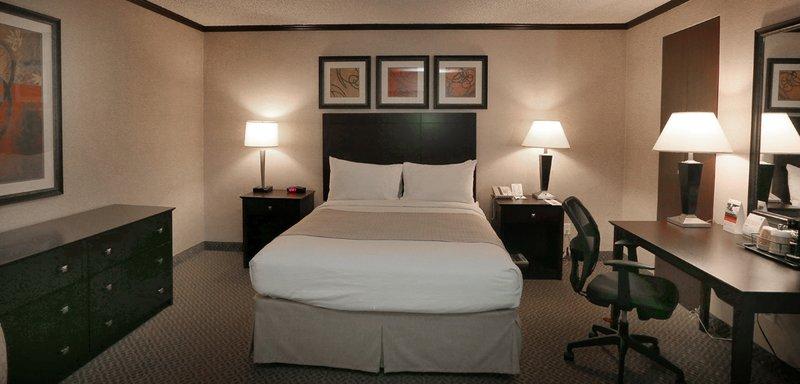 Holiday Inn BURBANK-MEDIA CENTER Vista de la habitación