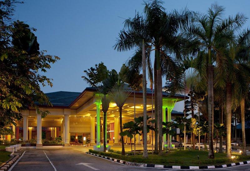 Holiday Inn Glenmarie-Kuala Lumpur Dış görünüş