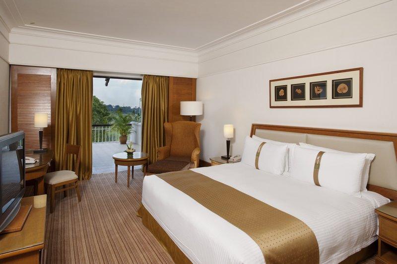 Holiday Inn Glenmarie-Kuala Lumpur Odanın görünümü