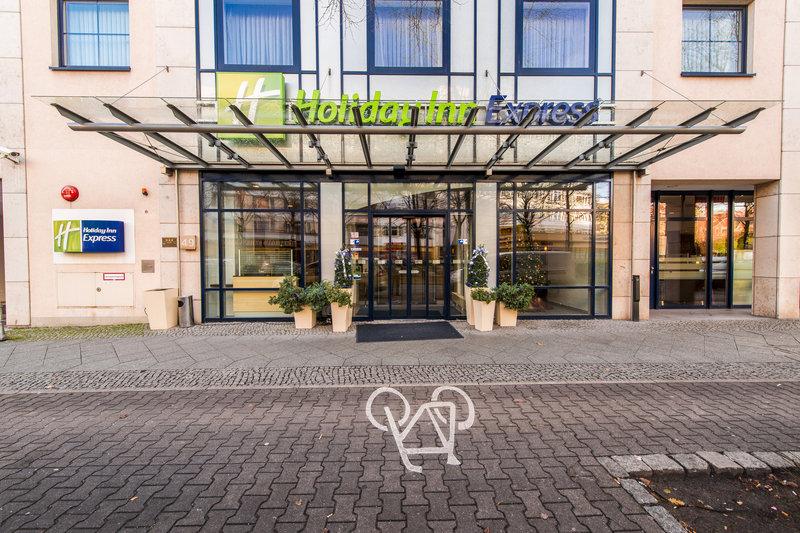 Holiday Inn Express Berlin City Centre 外観