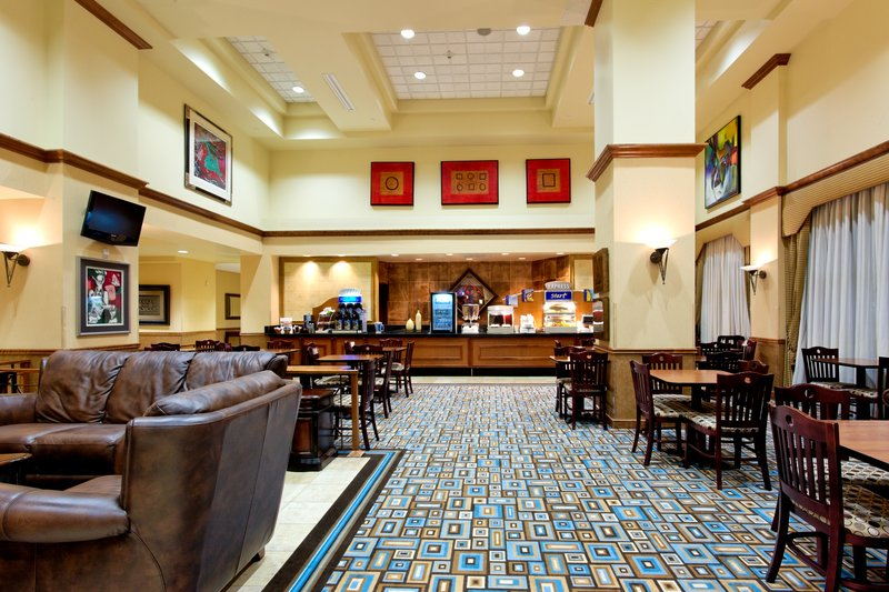 Holiday Inn Express Hotel & Suites Austin Airport Gastronomi