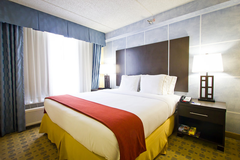 Holiday Inn Express Hotel & Suites Austin Airport Odanın görünümü
