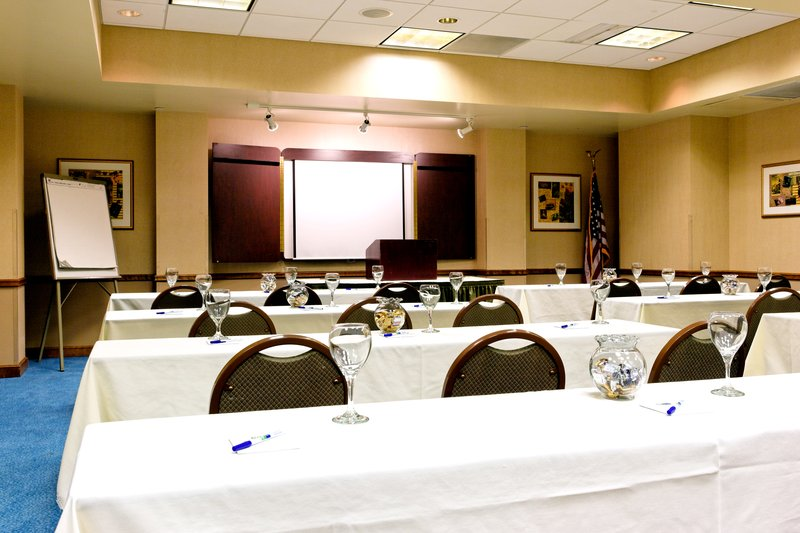 Holiday Inn Express Hotel & Suites Austin Airport Toplantı salonu