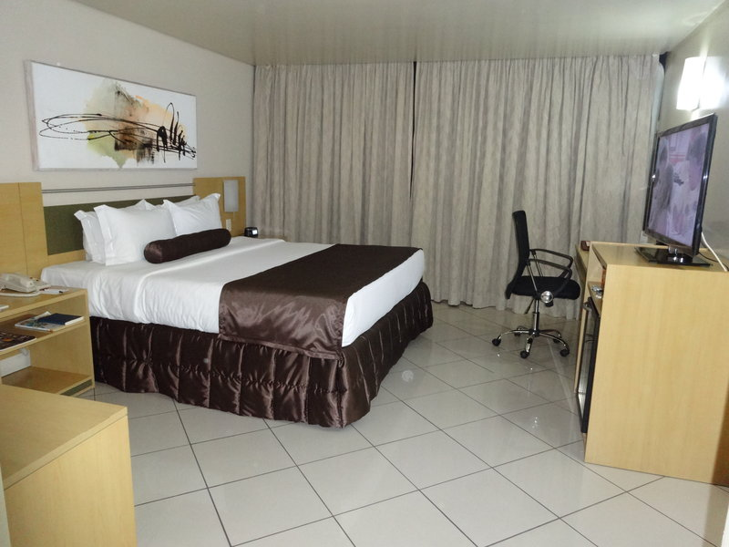 Crowne Plaza Hotel Belem Chambre