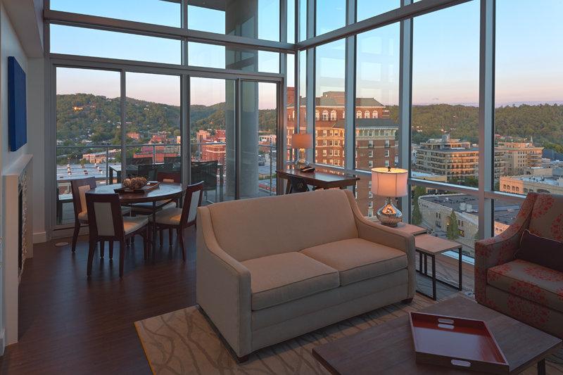 Hotel Indigo Asheville Downtown Pokoj