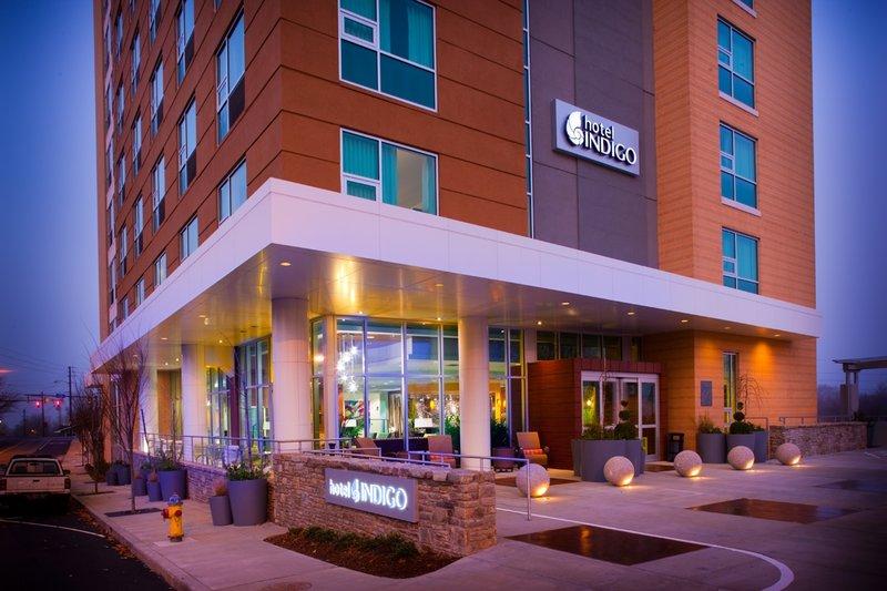 Hotel Indigo Asheville Downtown Pohled zvenku