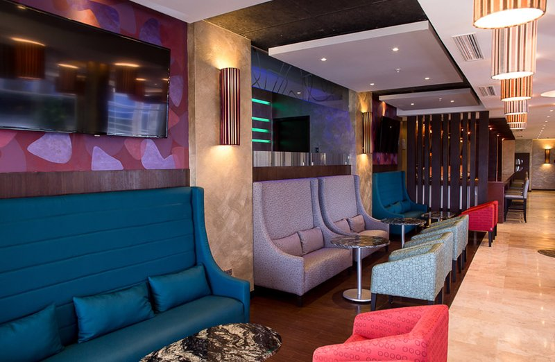 InterContinental Del Lago Maracaibo Bar/salón