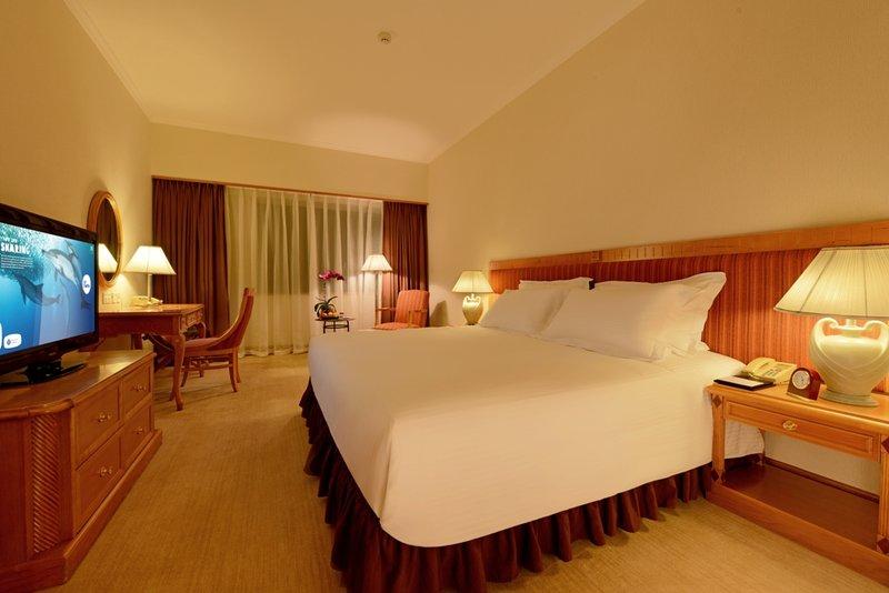 成都总府皇冠假日酒店 客房视图