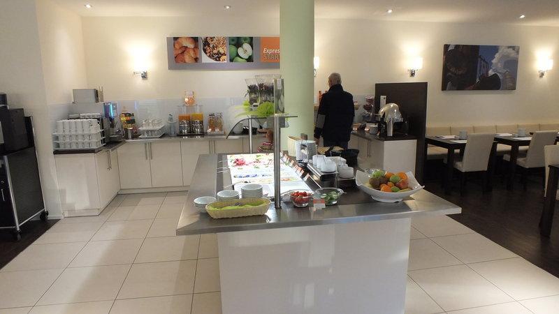 Holiday Inn Express Neunkirchen Gastronomie