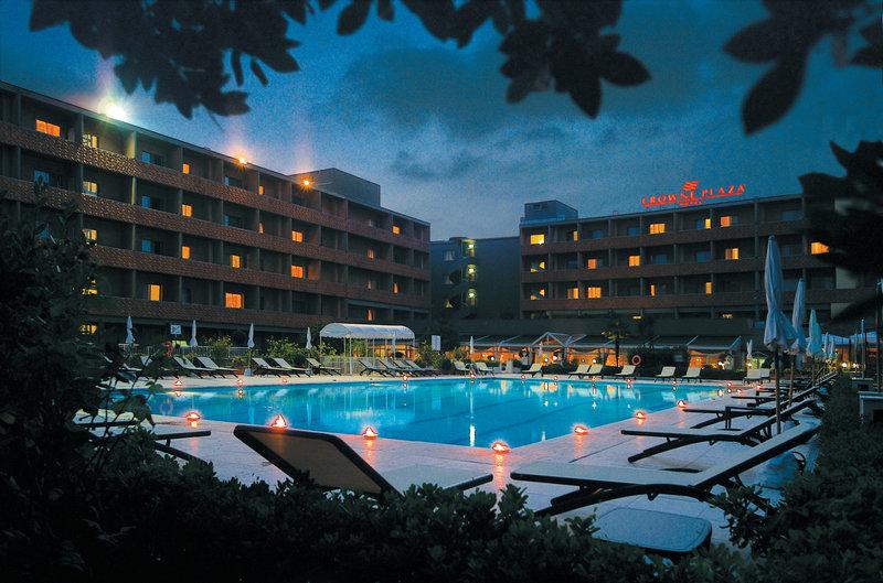 Crowne Plaza Hotel Rome - St. Peter's Kilátás a szabadba