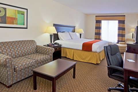 Holiday Inn Express Hotel & Suites Bartow - Holiday Inn Express Bartow King Suite