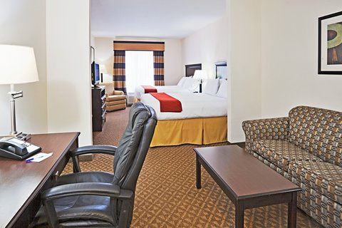 Holiday Inn Express Hotel & Suites Bartow - Holiday Inn Express Bartow Double Suite